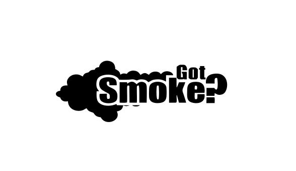 Sticker Auto - Got Smoke [0]