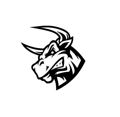 Sticker Auto - Bull 0