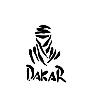 Sticker Auto - Dakar 2 0