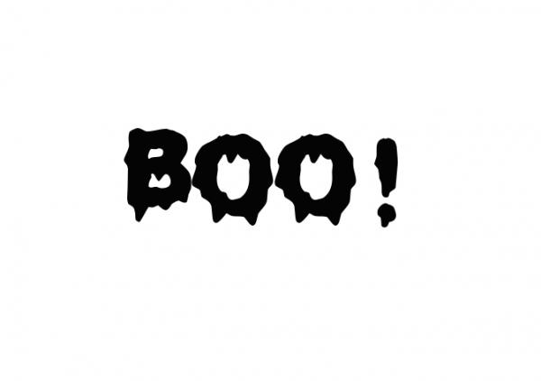 Sticker Auto - Boo 0