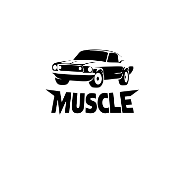 Sticker Auto - Mustang GT Muscle 0