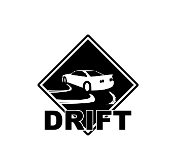 Sticker auto - Drift 0