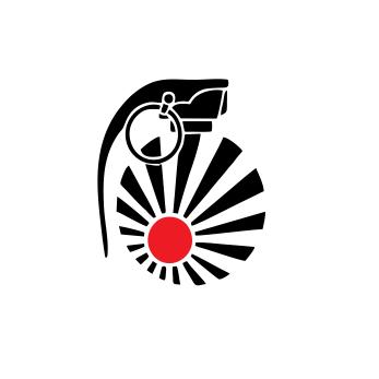 Sticker Auto - JDM Sun Grenade [0]