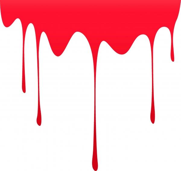 Sticker Auto - Pata de sange 1