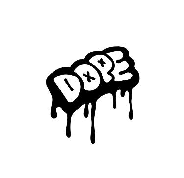 Sticker Auto - Dope 0