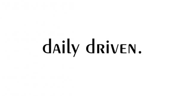 Sticker Auto - Daily Driven 0