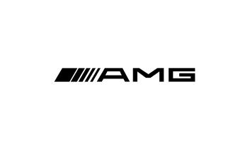 Sticker Auto - AMG 0
