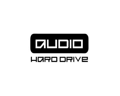 Sticker Auto - Audio Hard Drive 0