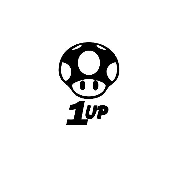 Sticker Auto - Mario 0