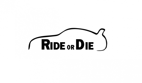 Sticker Auto - Ride Or Die 0