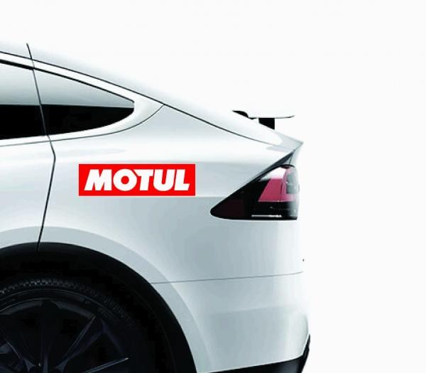 Sticker Auto - Motul [0]