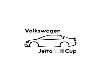 Sticker Auto - VW Jetta TDI Cup 0