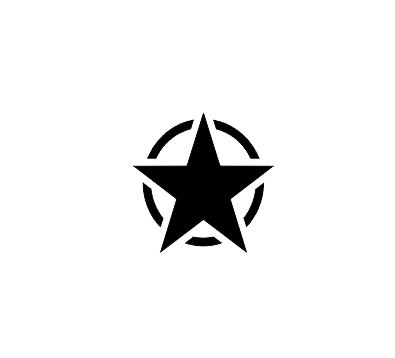 Sticker Auto - Star 0