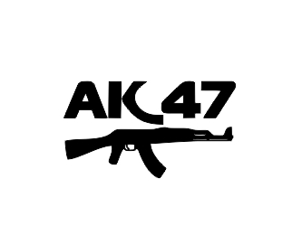 Sticker Auto AK-47 [0]