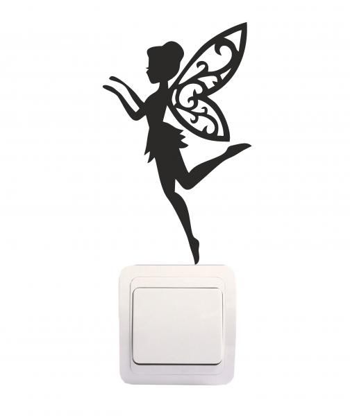Sticker Decorativ Intrerupator - Zana 2 0