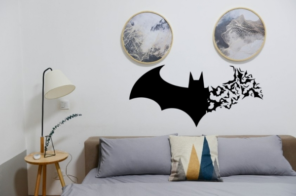 Sticker Decorativ Perete - Batman 0