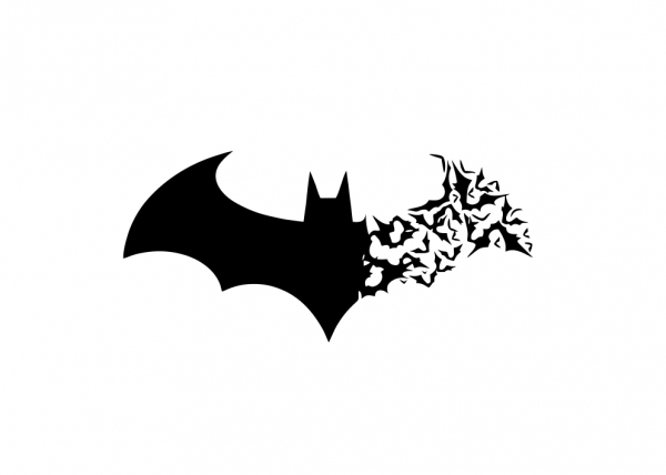 Sticker Decorativ Perete - Batman 1