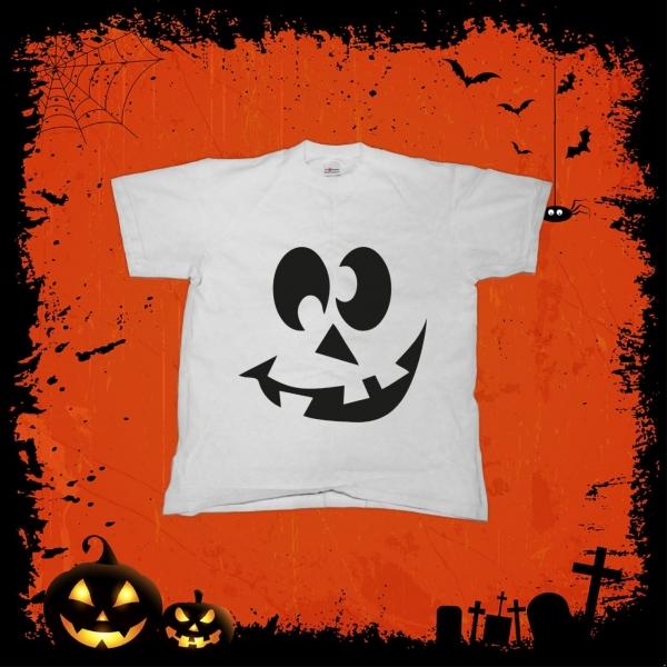 Tricou Personalizat - Halloween Smile 2 0