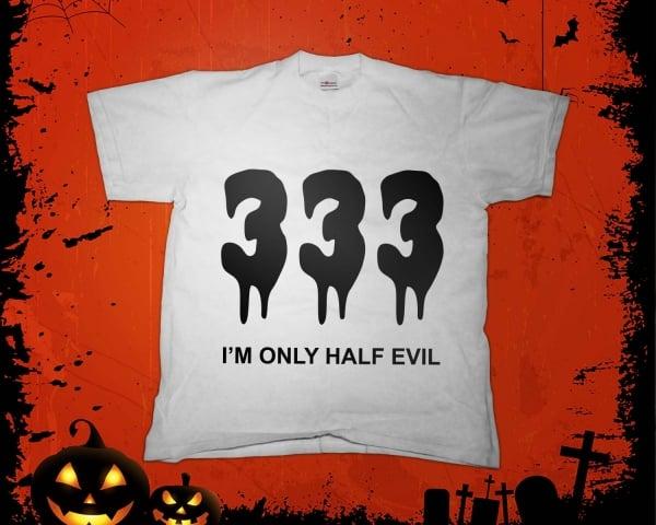 Tricou - Half Evil [0]