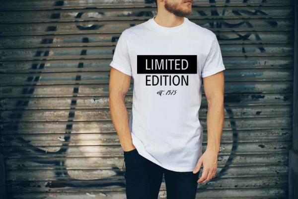 Tricou - Limited edition 0