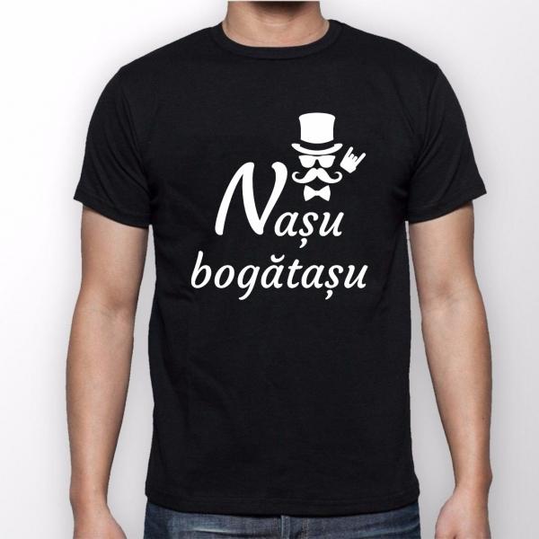 Tricou Personalizat -  Nasu Bogatasu [1]