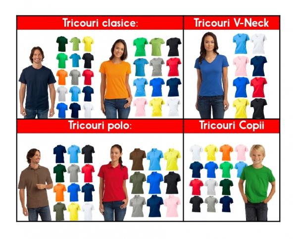 Tricou Personalizat - Cel Mai Tare Nascut In 2