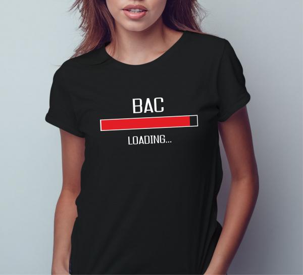 Tricou Personalizat - Bac Loading 0