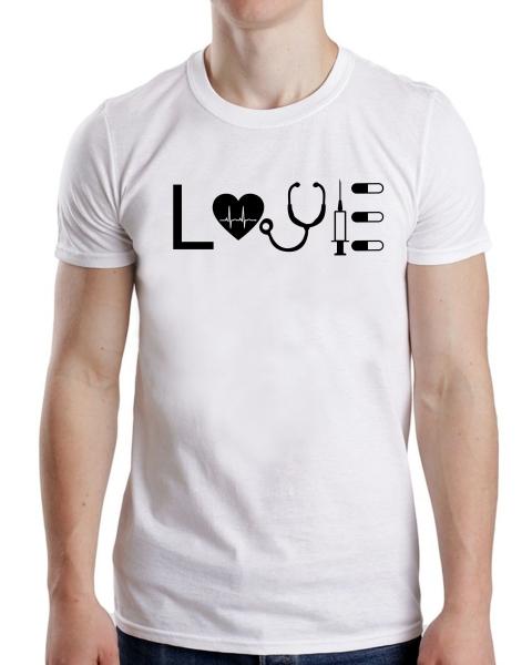 Tricou Personalizat pentru doctor 0
