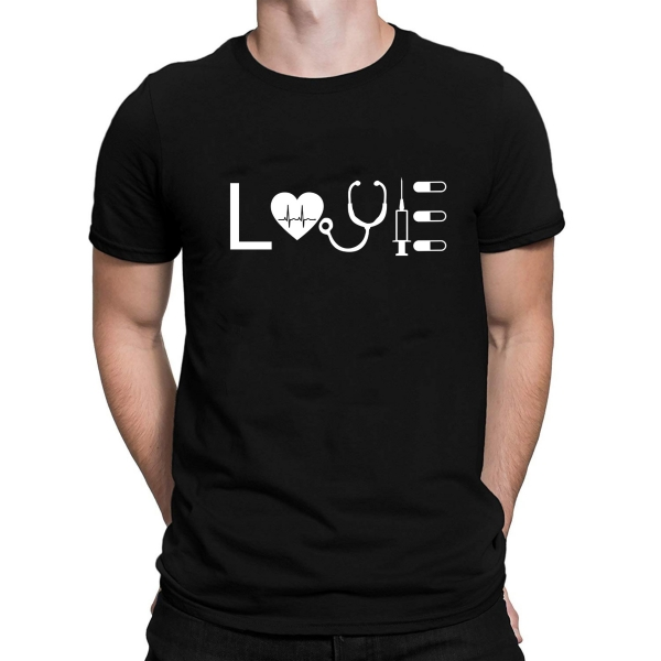 Tricou Personalizat pentru doctor 1