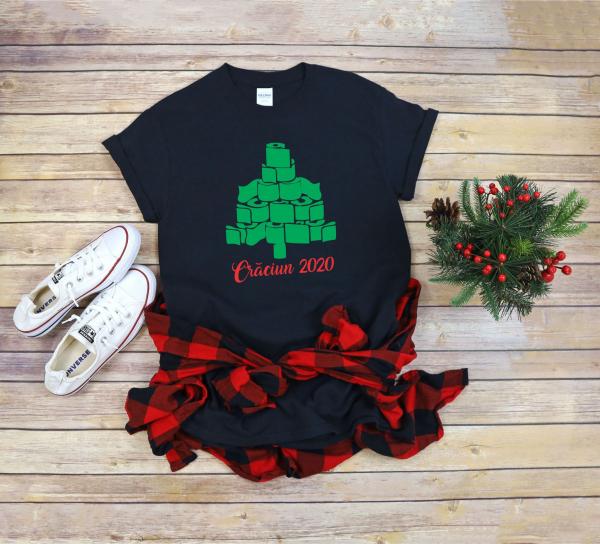 Tricou Personalizat Craciun - Craciun 2020 1