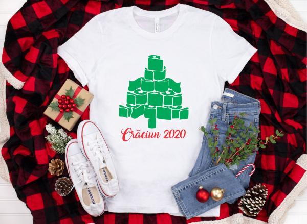 Tricou Personalizat Craciun - Craciun 2020 0