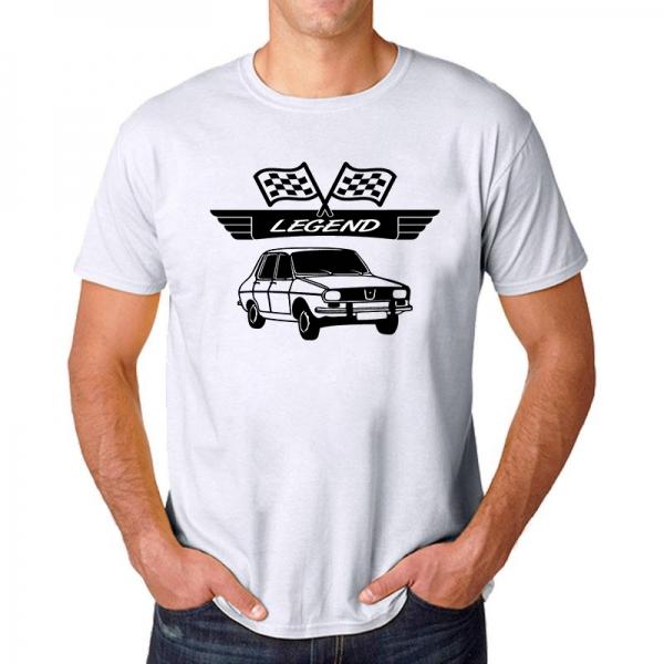 Tricou Personalizat cu nume sau numar auto - Dacia 1310 0
