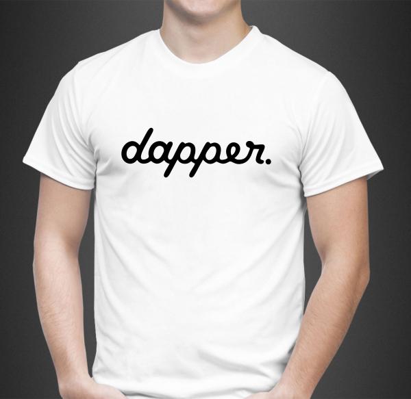 Tricou Personalizat - Dapper 0