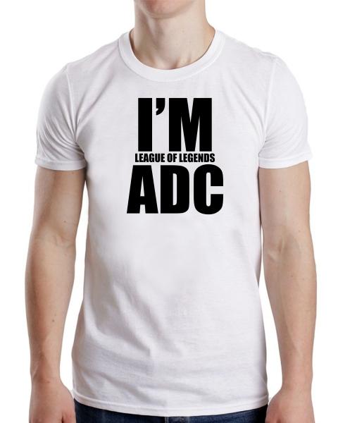 Tricou Personalizat - League of Legends ADC [1]