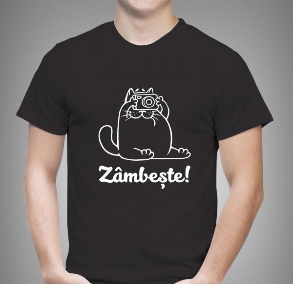 Tricou Personalizat Fotograf - Zambeste 1