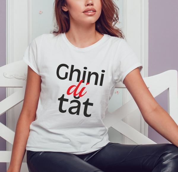 Tricou Personalizat - Ghini Di Tat 0