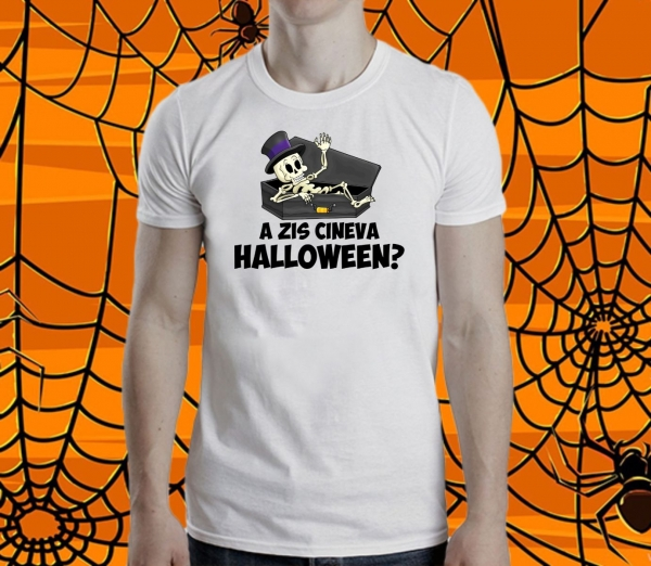 Tricou Personalizat Halloween - Schelet [0]