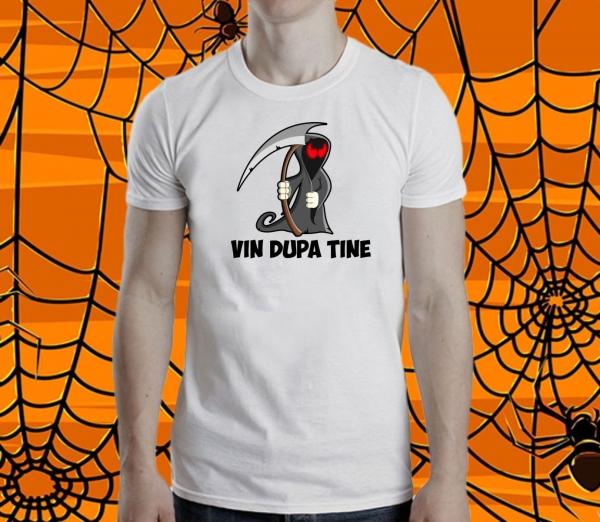 Tricou Personalizat Halloween - Vin Dupa Tine 0