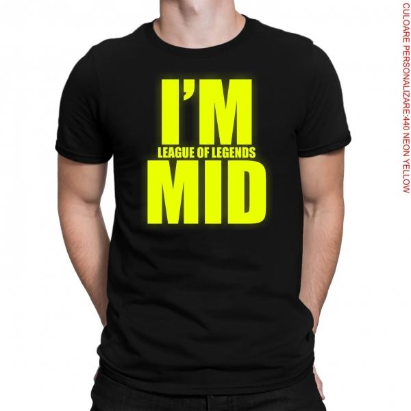Tricou Personalizat - League of Legends Mid 0