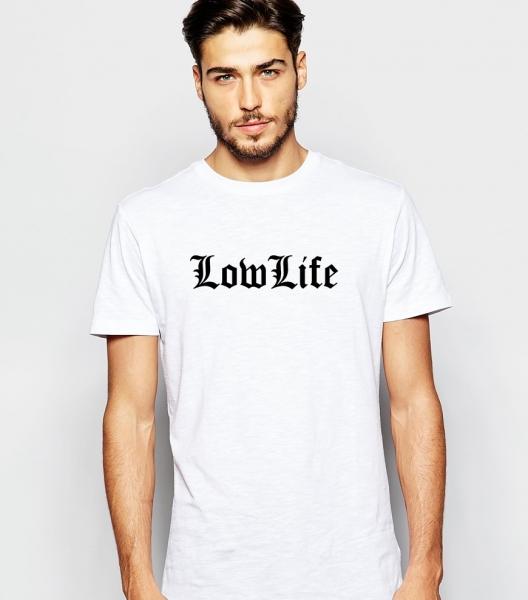 Tricou Personalizat - Low Life 3 1