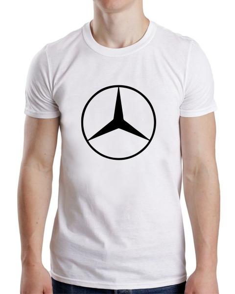 Tricou Personalizat - Mercedes Benz 1