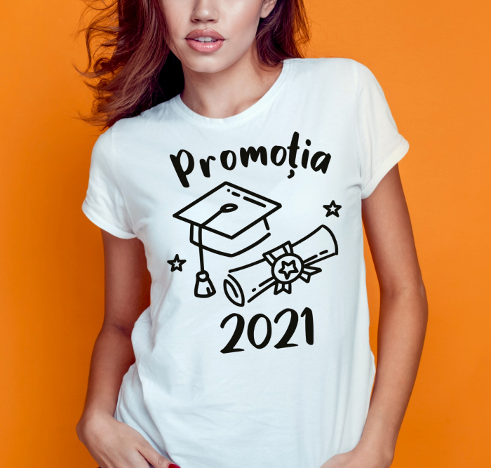 Tricou personalizat - Promotia 2021 [1]
