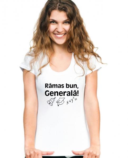 Tricou Personalizat Scolari - Ramas Bun Generala 1