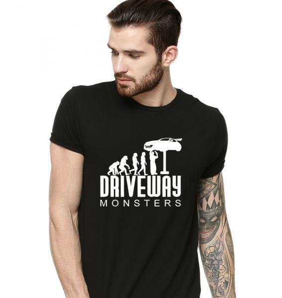 Tricou Personalizat - Driveway monsters 0