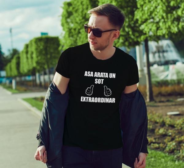 Tricou Personalizat - Sot extraordinar 1