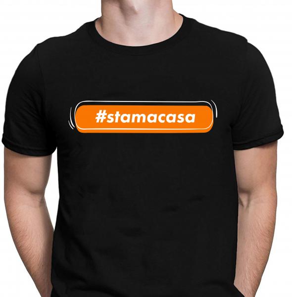 Tricou Personalizat - #stamacasa 1