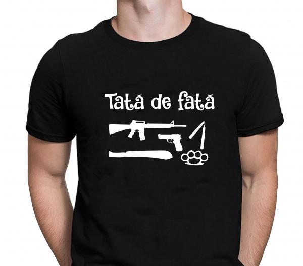 Tricou Personalizat - Tata De Fata 0