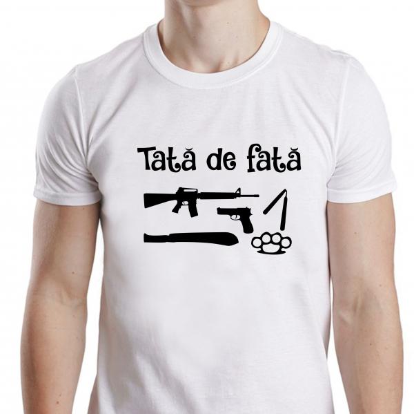 Tricou Personalizat - Tata De Fata 1