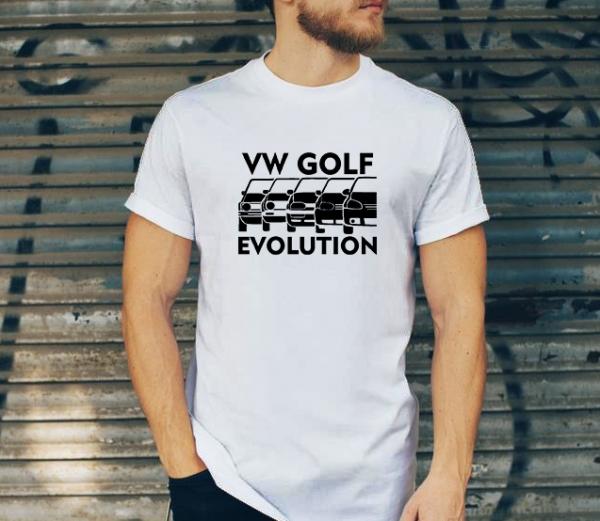 Tricou Personalizat - Volksvagen Golf Evolution 1