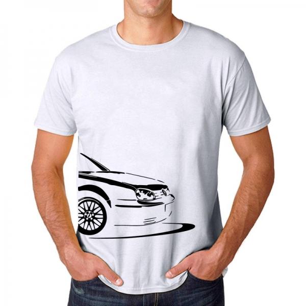 Tricou Personalizat - VW Golf IV 1